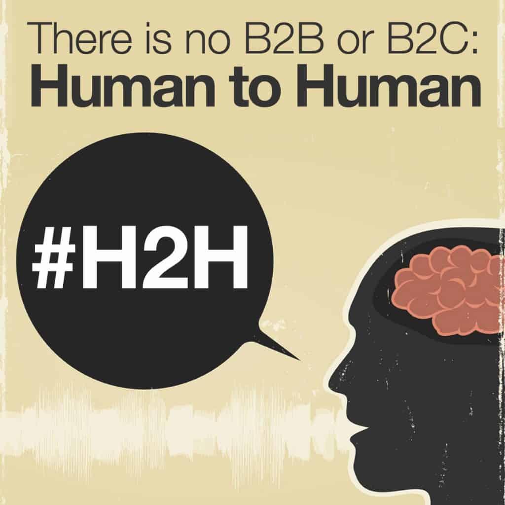 Human2Human – czy nastały czasy marketingu emocji?