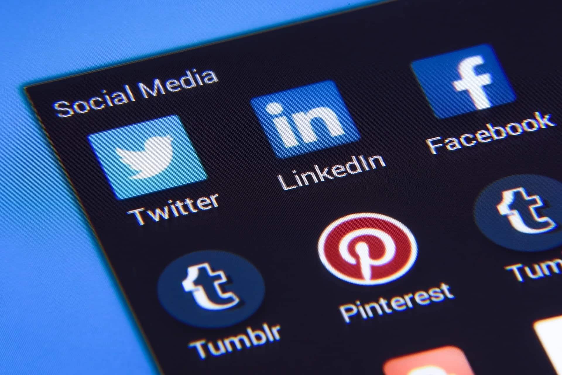 Social media to nie tylko Facebook!